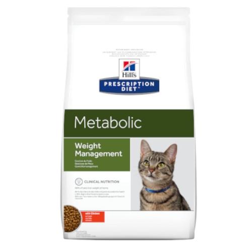 Hill's Prescription Diet Metabolic Feline Trockenfutter