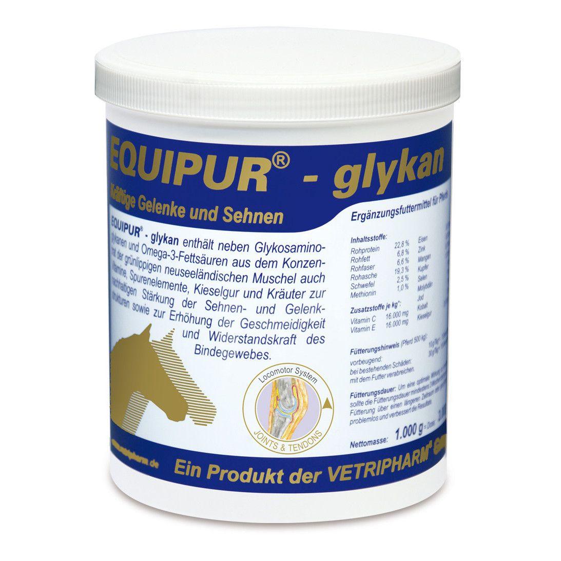 Vetripharm Equipur glykan