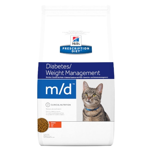 Hill's Prescription Diet m/d feline Trockenfutter
