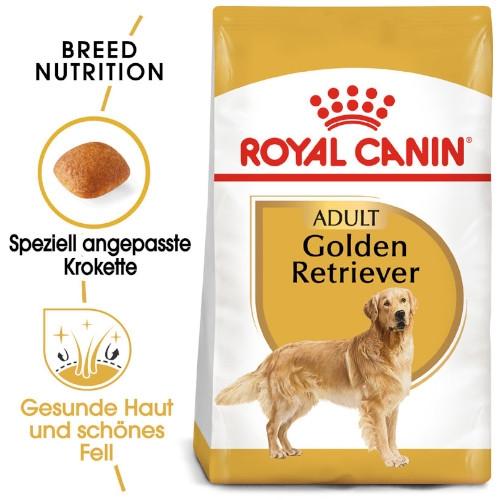 Royal Canin Golden Retriever Adult Hundefutter trocken 12 Kg