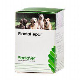PlantaVet PlantaHepar 300 Tabletten