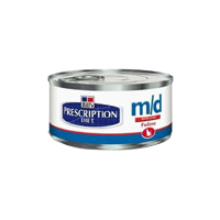 Hill's Prescription Diet m/d feline – 156 g Nassfutter