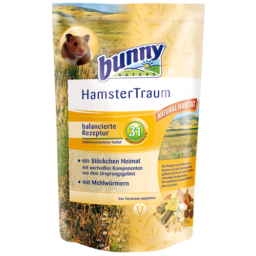 Bunny HamsterTraum 600 g