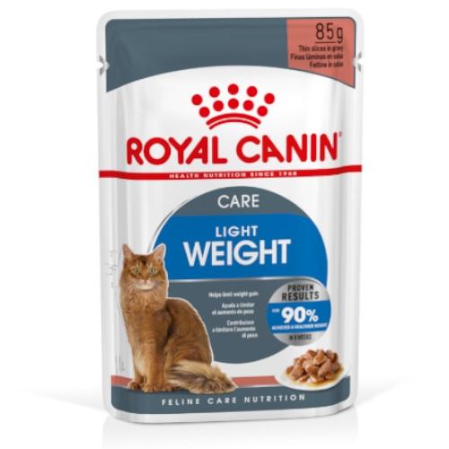 Royal Canin ULTRA LIGHT in Soße Nassfutter für Katzen 12 x 85 g
