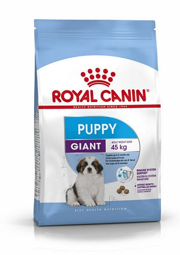 Royal Canin GIANT Puppy Welpenfutter für sehr große Hunde