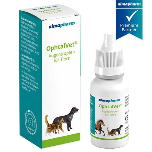 almapharm OphtalVet Augentropfen