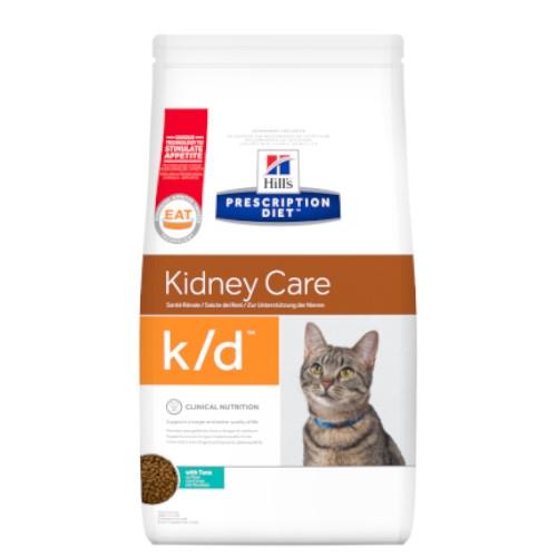 Hill's Prescription Diet k/d feline mit Thunfisch
