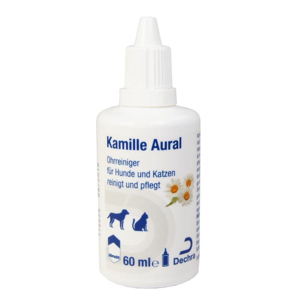 Albrecht Kamillenohrreiniger 60 ml für Hunde und Katzen