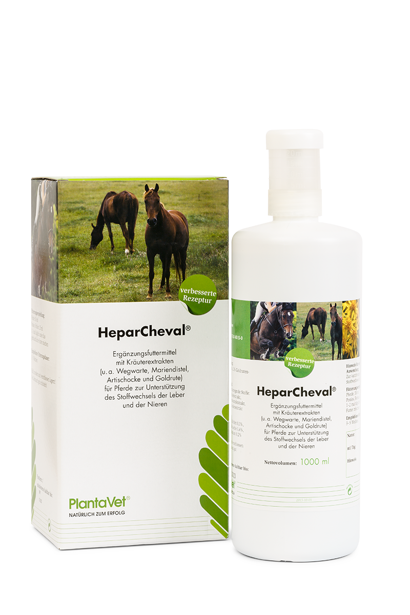 PlantaVet HeparCheval 1000 ml