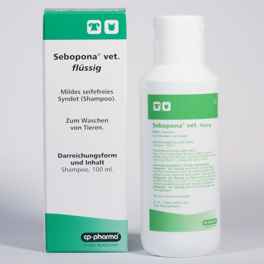 CP-Pharma Sebopona vet. Flüssig 100ml