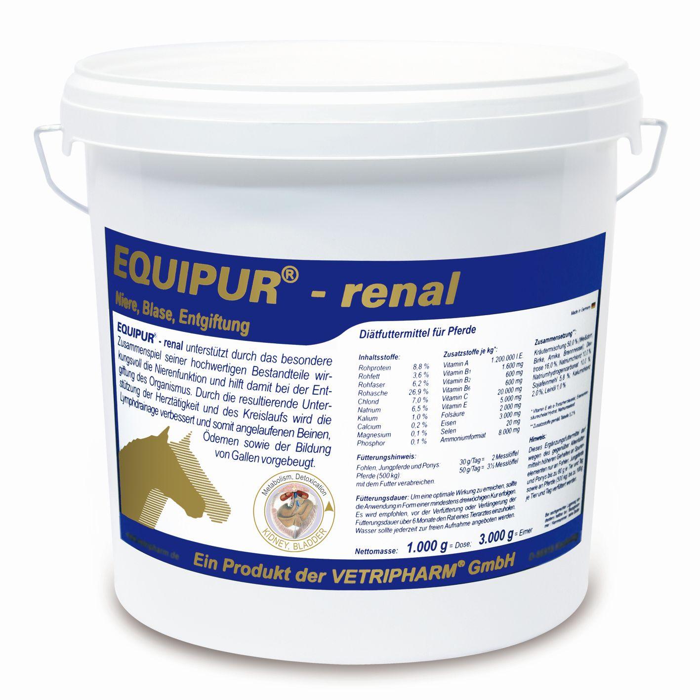 Vetripharm Equipur renal