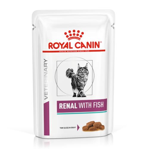 Royal Canin Renal Feline Thunfisch Frischebeutel
