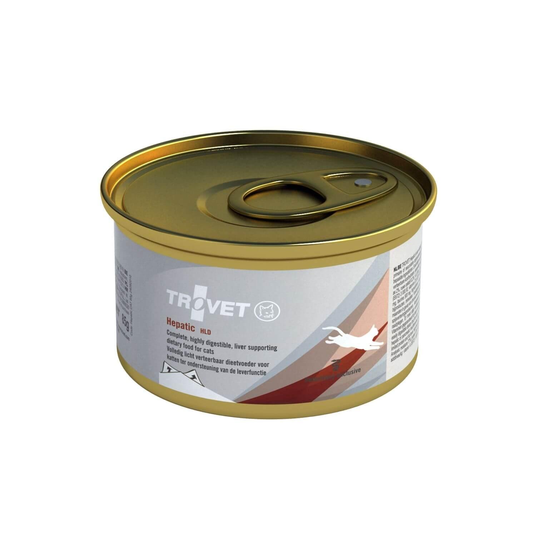 Trovet Hepatic 85 g Nassfutter für Katzen