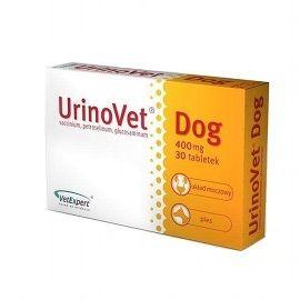 VetExpert UrinoVet Dog 30 Tabletten