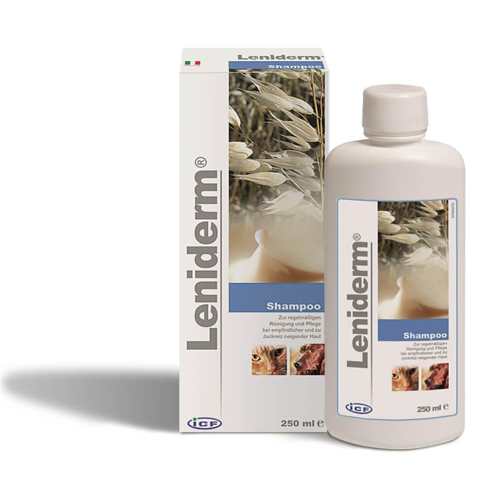 aniMedica Leniderm Shampoo 250ml Flasche