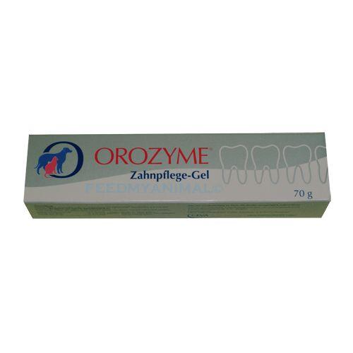 ecuphar OROZYME Zahnpflege-Gel 70 g