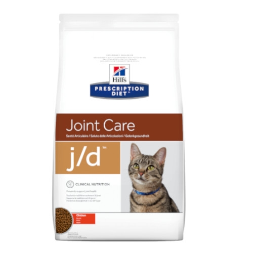 Hill's Prescription Diet j/d feline – 2 kg Trockenfutter