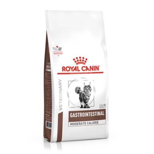 Royal Canin Gastro Intestinal Moderate Calorie Feline 400 g Trockenfutter - MHD 13.01.2021