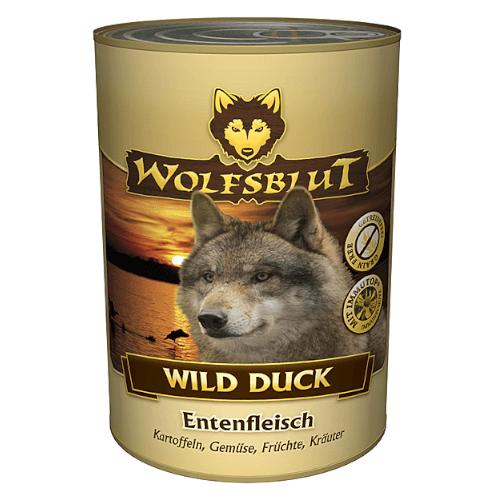 Wolfsblut Wild Duck Adult Nassfutter für Hunde