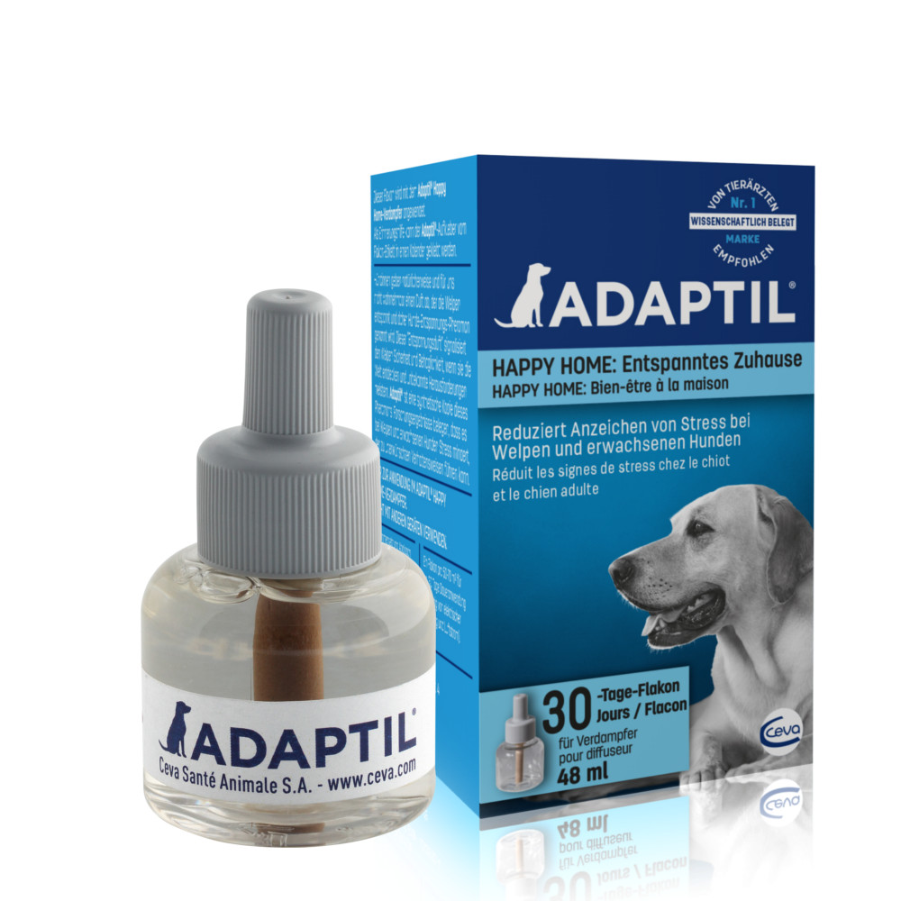 CEVA ADAPTIL Nachfüll-Flacon 48 ml - Umverpackung defekt