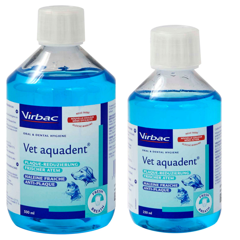 Virbac Vet Aquadent Anti-Plaque-Lösung