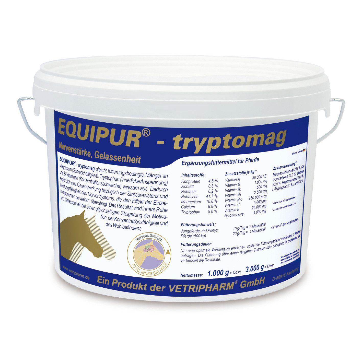 Vetripharm Equipur tryptomag