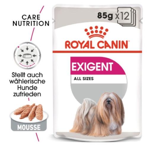 Royal Canin EXIGENT Nassfutter für wählerische Hunde