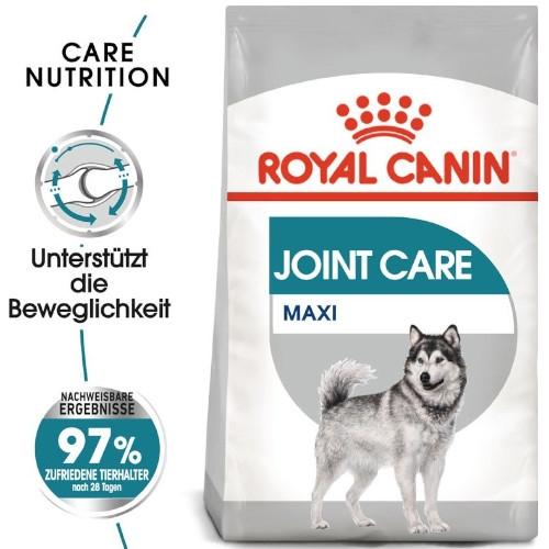 Royal Canin JOINT CARE MAXI Trockenfutter für große Hunde mit empfindlichen Gelenken