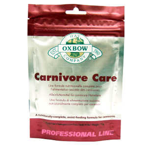 Oxbow Carnivore Care 70g Beutel