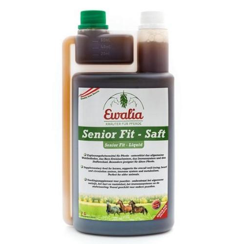 Ewalia Senior Fit - Saft für Pferde