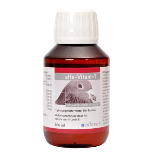 alfavet alfa-Vitam-T 100 ml