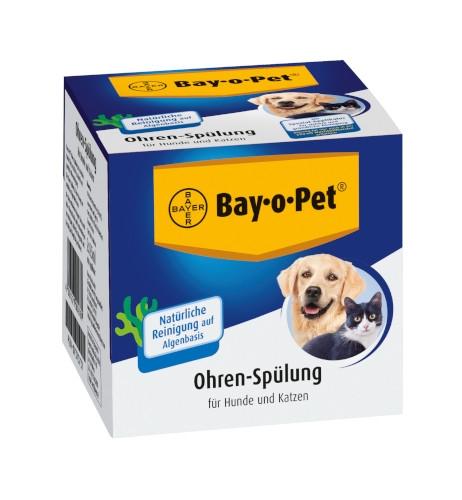 Bayer Bay-o-Pet Ohren-Spülung Katze/kleiner Hund 25 ml