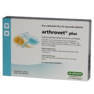 Arthrovet plus Tabletten bei Knochen- und Gelenksproblemen von Hund und Katze