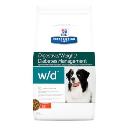 Hill's Prescription Diet w/d Canine Trockenfutter