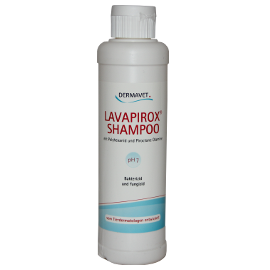 Lavapirox Shampoo für Tiere von Dermavet