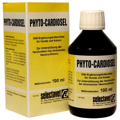 Selectavet PHYTO CARDIOSEL 100 ml