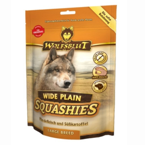 Wolfsblut Squashies Wide Plain Large Breed für Hunde