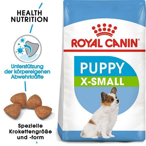 X-SMALL Puppy von Royal Canin