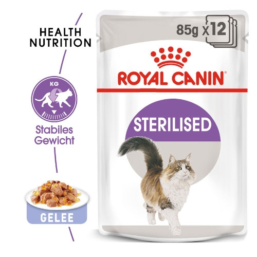 Sterilised in Gelee von Royal Canin