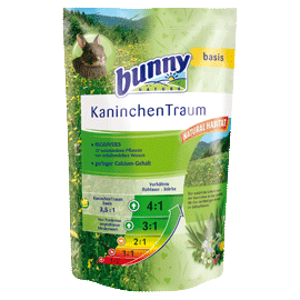 Bunny KaninchenTraum basis 4 kg