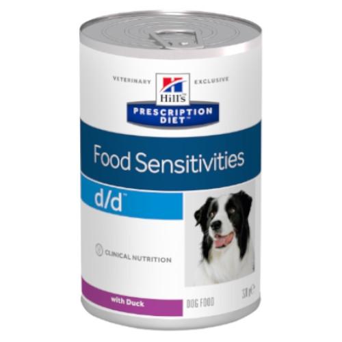 Hill's Prescription Diet d/d canine Ente