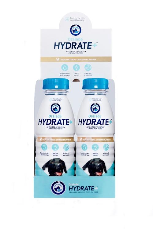 Oralade® Hydrate+ für Hunde