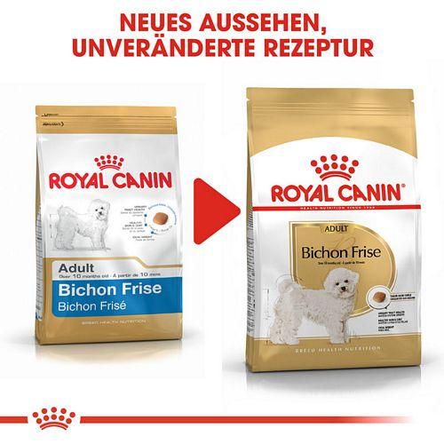 Royal Canin Bichon Frise Adult Hundefutter trocken