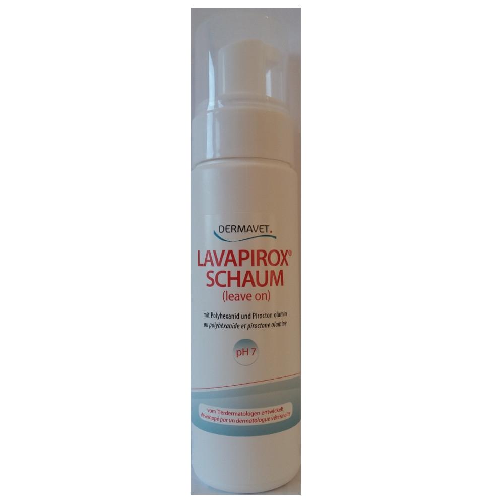 Lavapirox Schaum