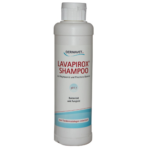 DERMAVET Lavapirox Shampoo 250 ml