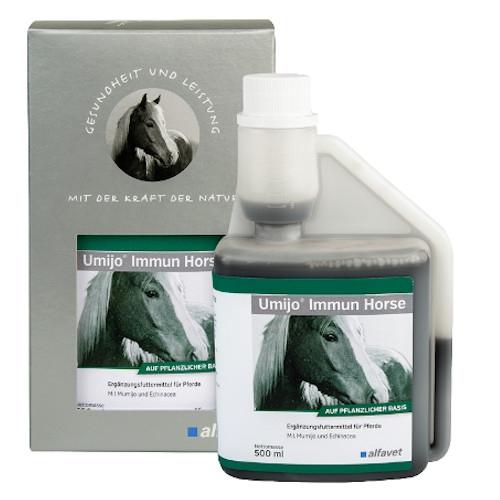 alfavet Umijo Immun Horse für Pferde 500 ml