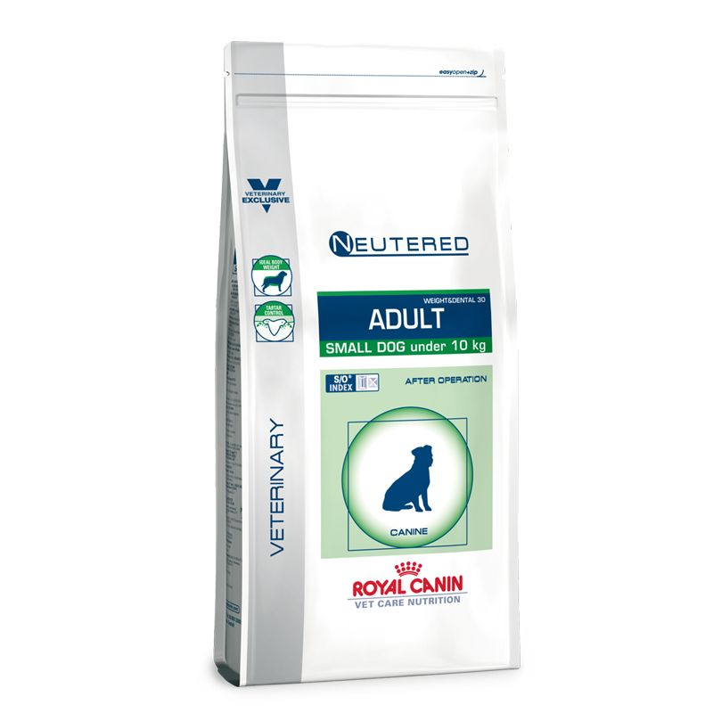 Royal Canin Neutered Adult Small Dog Weight & Dental Canine Trockenfutter