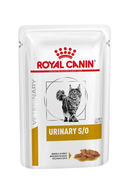 Royal Canin Urinary s/o Feline Häppchen in Soße Frischebeutel