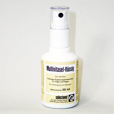 Selectavet Multivitasel flüssig 50 ml