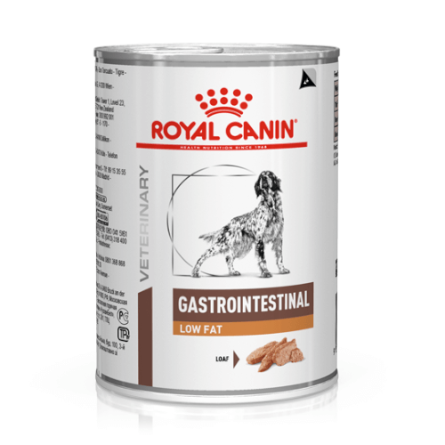 Royal Canin GASTROINTESTINAL LOW FAT Mousse